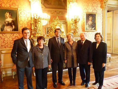 Comité Colbert Lellouche Dumas