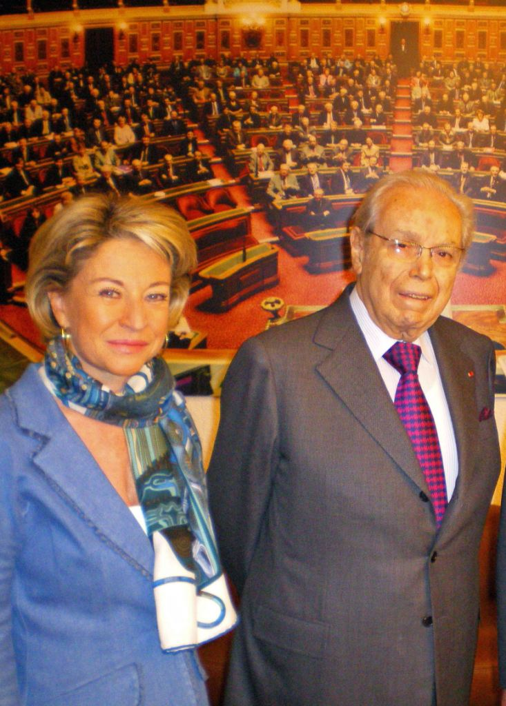 DUMAS-PEREZ DE CUELLAR Colloque UNESCO