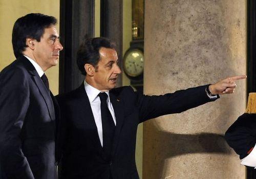 Fillon Sarkozy