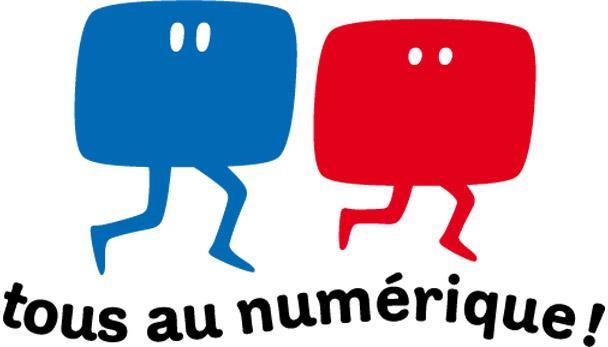 Logo Tous au Numerique