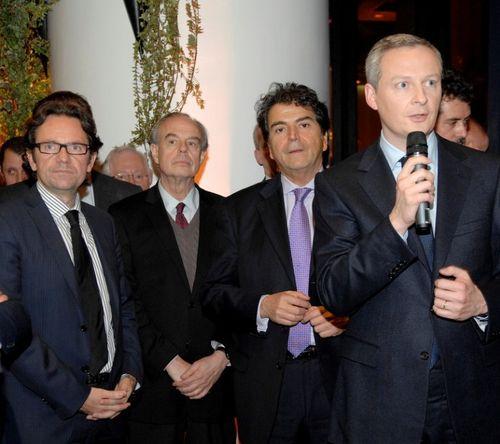 4 Ministres pour célébrer la table francaise