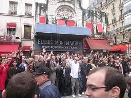 Soutien Elysee Montmartre